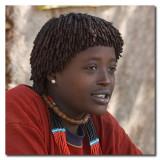 Mujer Joven Bema  -  Young Bema woman