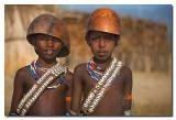 Niños Arbore  -  Arbore boys