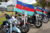 Help for Heroes Harley Davidsons