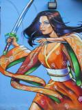 Ninga Gesha Street Art