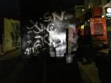 Night Graffiti
