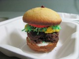 mike's hamburger cupcake