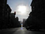 Bush Street Sunrise