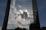 Loop Skyscraper Window Reflection