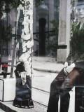 Rush Street Poster Reflection
