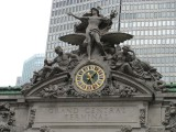 Grand Central Station Statue