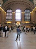 Grand Central Station Candid
