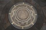 Rockefeller Center Christmas Tree Marker
