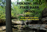 An Afternoon at Hocking Hills State Park