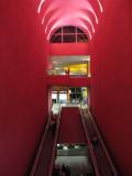 elegant escalator