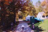 Akron General Towpath Marathon, Akron, Ohio. October 12, 2003