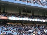 Stands at Yankee Stadium