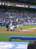 Magglio Ordonez goes into his swing