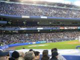 Yankee Stadium ambience