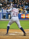 Granderson awaits the pitch