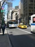 Traffic on 5th Avenue