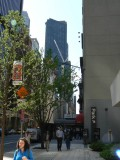 Looking West on West 57th