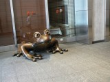 Brass Frog at 40 W 57th