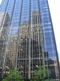 Manhattan glass reflects well