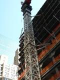 Midtown construction in progress