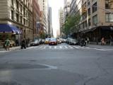 6th Avenue traffic