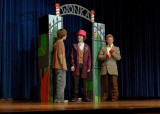 SCENE FROM WILLY WONKA - ISO 800