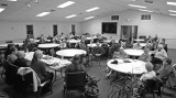 ANNUAL COMMUNITY MEETING  -  ISO 400  -  NO FLASH