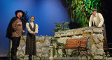 A SCENE FROM THE ROMANCERS STAGE PRODUCTION  -  ISO 400
