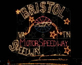 BRISTOL SPEEDWAY CHRISTMAS LIGHTS - ISO 1600 - HAND-HELD @ 1/25 SECOND