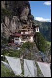 Taktsang Monastery - The Tiger's Nest