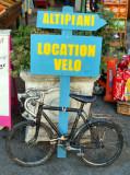 Location de vélo à Corte (Corse)