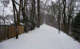 Promenade de l'ancien chemin de fer.