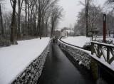 Moulin (à eau) de Lindekemale. Parc Malou.