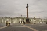 Hermitage/Winter palace, St. Petersburg