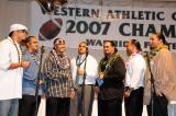 2007 Warrior Football Awards Banquet