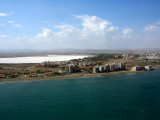 ARRIVING IN LARNACA