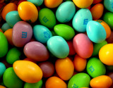 Easter M & M's