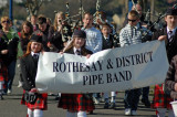 Rothesay & District Pipe Band