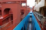 Maersk at Loch Striven