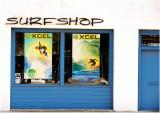 Surf Shop Colors