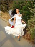 Running Away!