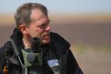 Pol after seen the Bar-tailed Desert Lark