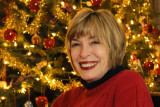 Ginny and her Christmas Tree