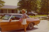 Before - Pat and her GTO