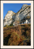 Belbeuf Saint-AdrienChapelle  dans la falaise