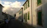 rue calme à Sainte-Marie