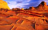 (PP 4) South Coyote Buttes Veins, Paria Plateau, AZ