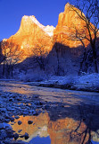 The Patriarchs, Zion National Park, UT