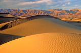 Complex dunes at Mesquite Flats, Death Valley National Park, CA