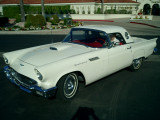 Ruth & Mike's 1957 Thunderbird